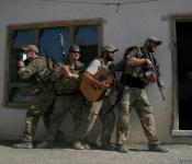 армейские песни под гитару, аккорды