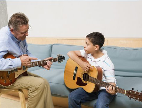 играть на гитаре, не поздно ли учиться играть на гитаре, возраст для игры на гитаре